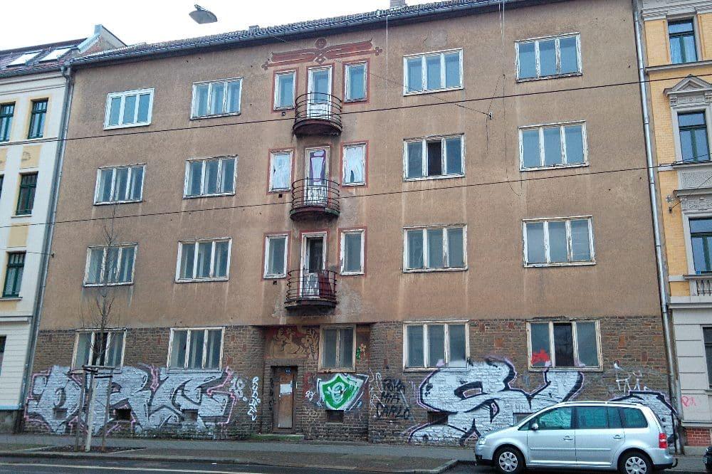 Georg-Schwarz-Straße 153. Foto: Privat