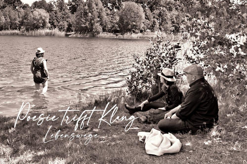 Lebenswege. Cover: Poesie trifft KLang