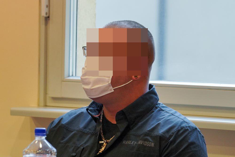 Thomas K. wurde wegen des Neonazi-Angriffs auf Connewitz zu einer Bewährungsstrafe verurteilt. Foto: Martin Schöler