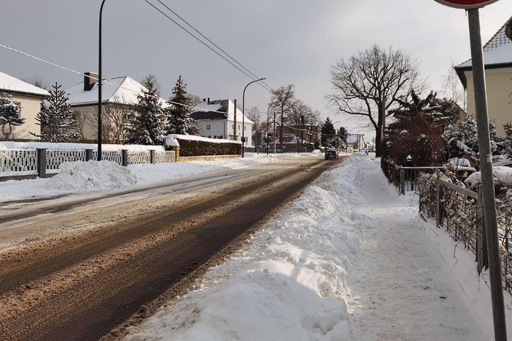 Schnee Winter