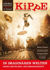 Die KiPPE im Netz -Titelcover. Bild: Kippe