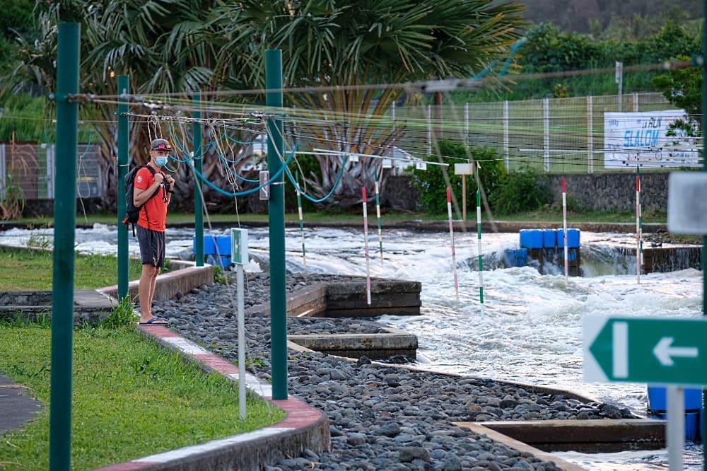 Strecke in Reunion. Quelle: Franz Anton