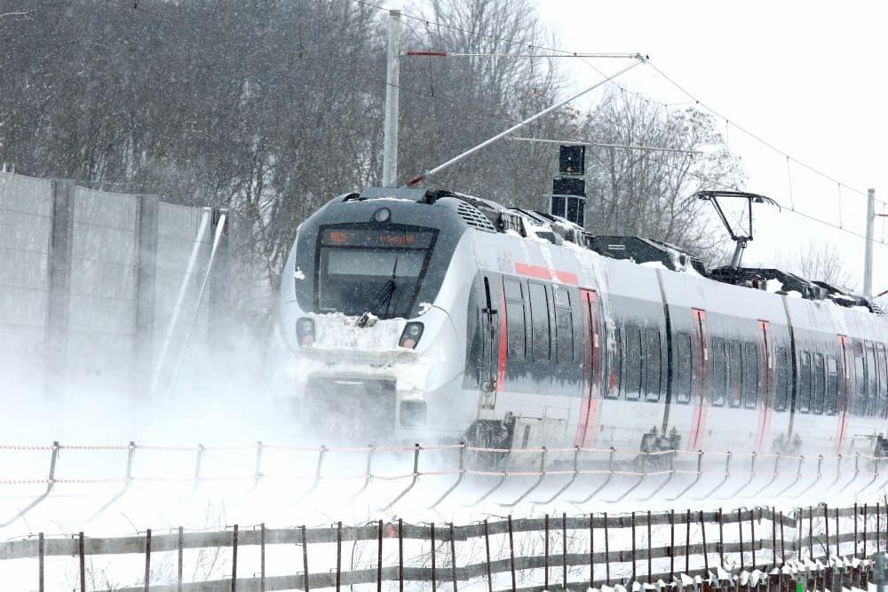 Winter 2021, Leipzig am 10.02.2021