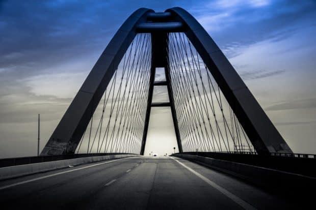 Brücke Insel Fehmarn. Foto: Thomas Walter / pixabay