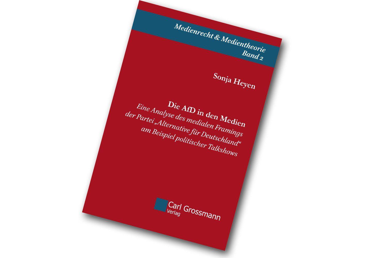 Die Abschlussarbeit von Sonja Heyen erschien 2020. Cover: HTWK Leipzig