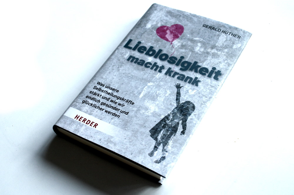 Gerald Hüther: Lieblosigkeit macht krank. Foto: Ralf Julke