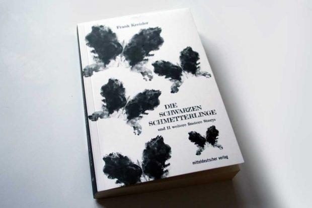 Frank Kreisler: Die schwarzen Schmetterlinge. Foto: Ralf Julke
