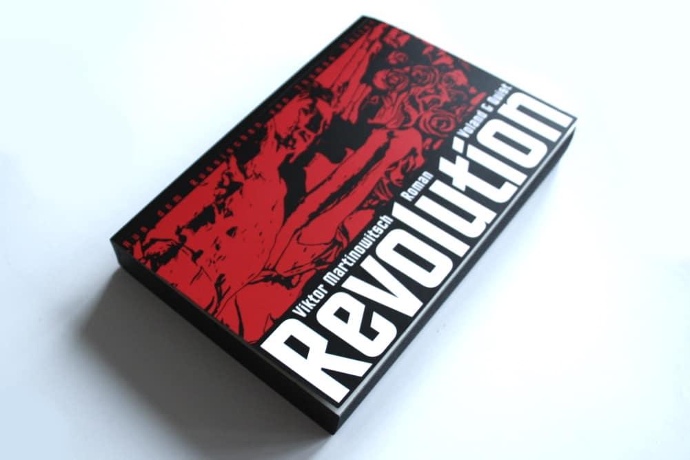 Viktor Martinowitsch: Revolution. Foto: Ralf Julke