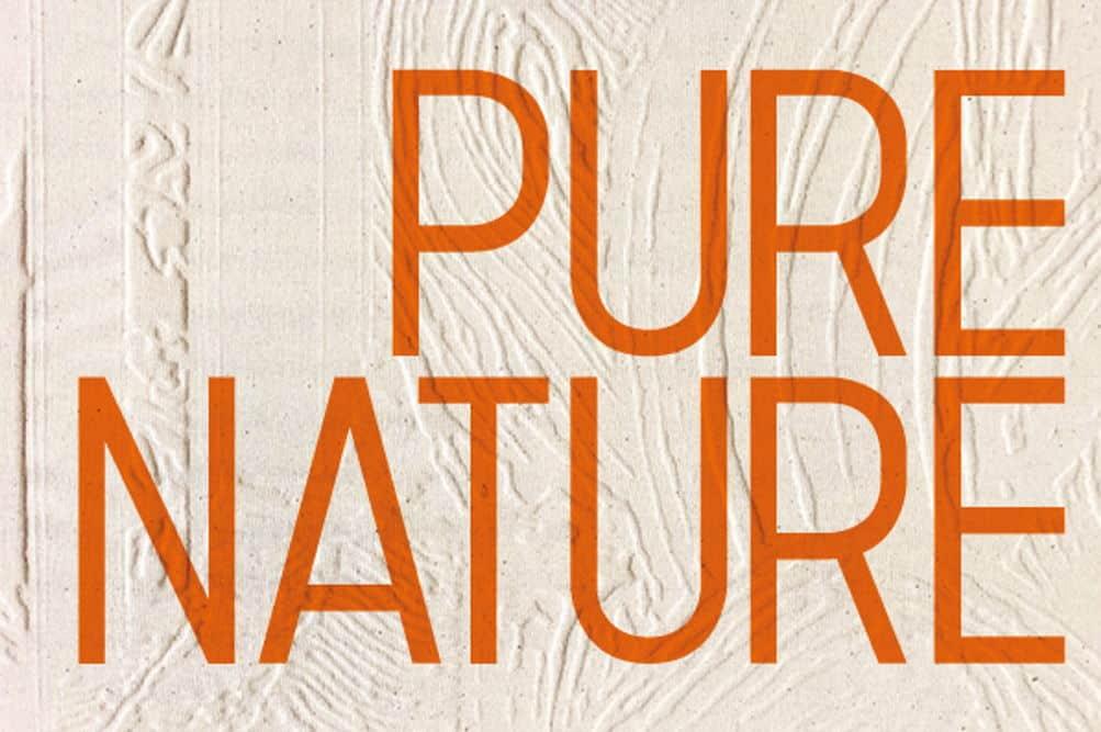 Daniel Krueger: Pure Nature. Grafik: Delikatessenhaus e.V.