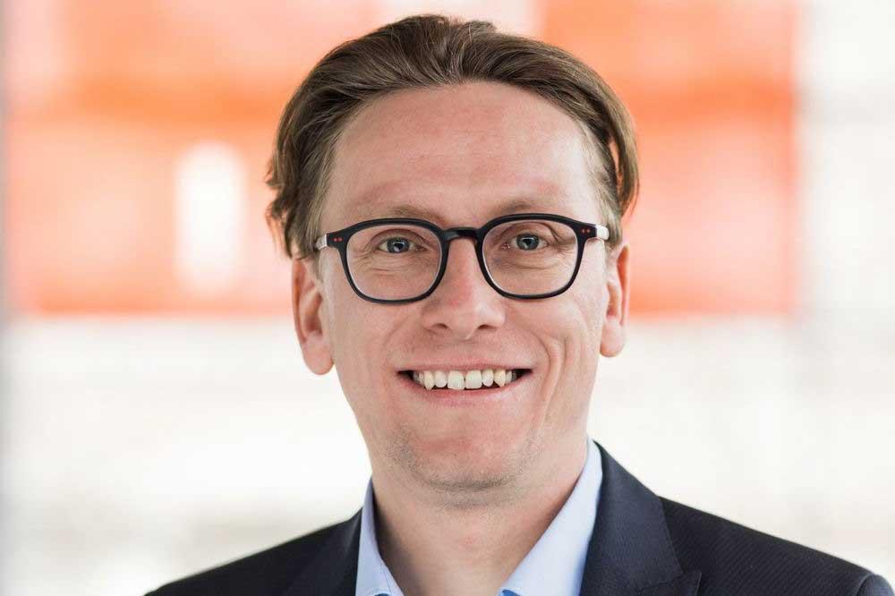 Dr. Lars Vogel. Foto: Christian Hüller