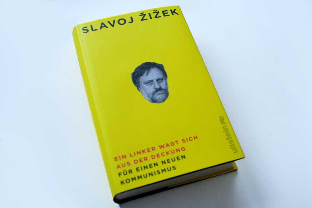 Slavoj Žižek: Ein Linker wagt sich aus der Deckung. Foto: Ralf Julke