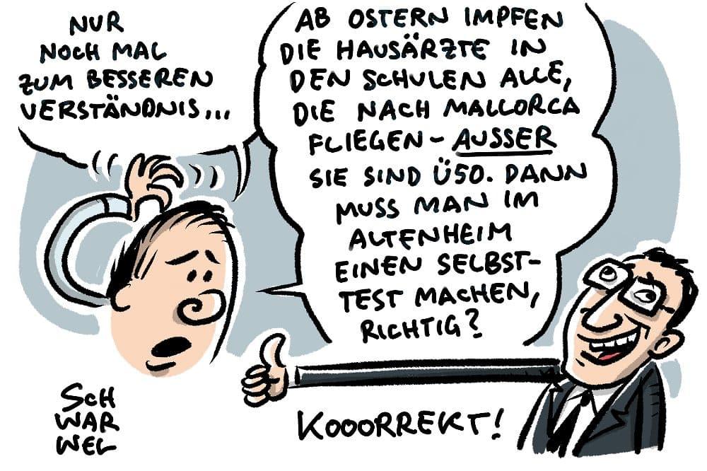 Karikatur: Schwarwel (schwarwel.de)