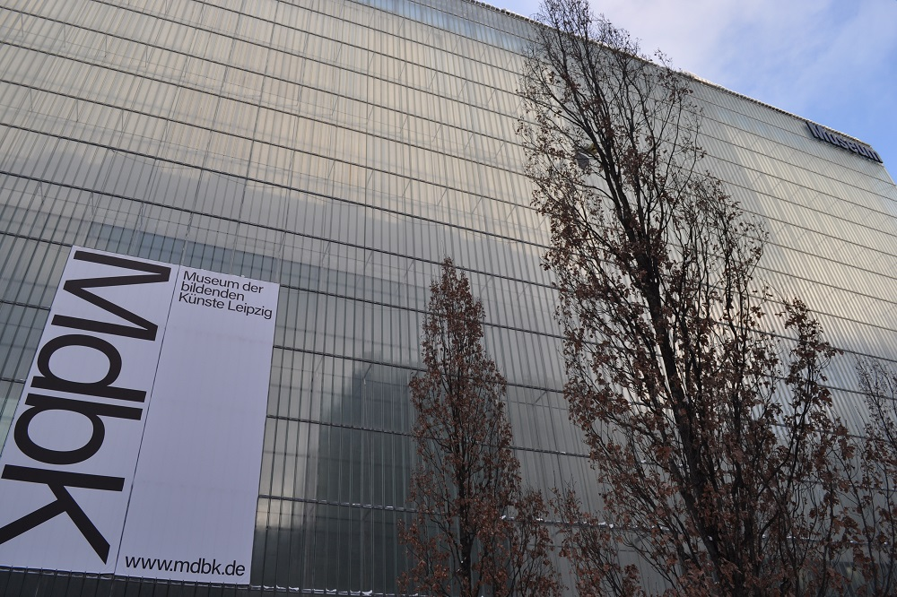 Das Museum der bildenden Künste hat eine der umfangreichsten Kunstsammlungen Deutschlands. Foto: Antonia Weber