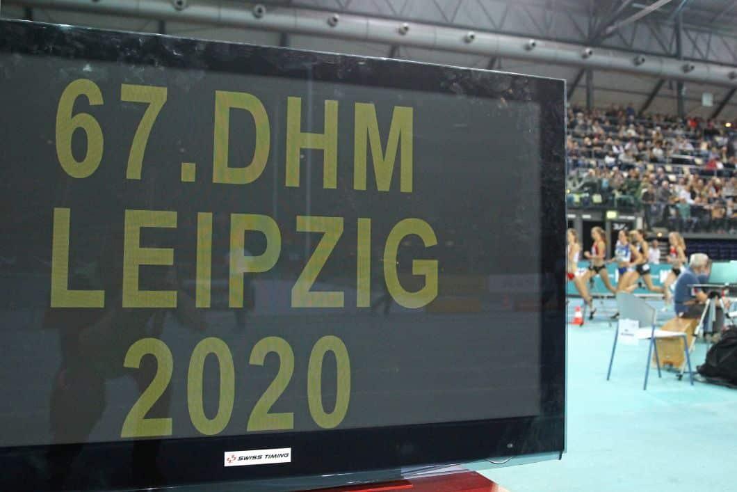 Nach zwei Jahren wird Leipzig wieder die besten Leichtathlet/-innen des Landes empfangen. Foto: Jan Kaefer (Archiv)