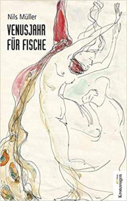 Nils Müller. Cover Venusjahr für Fische
