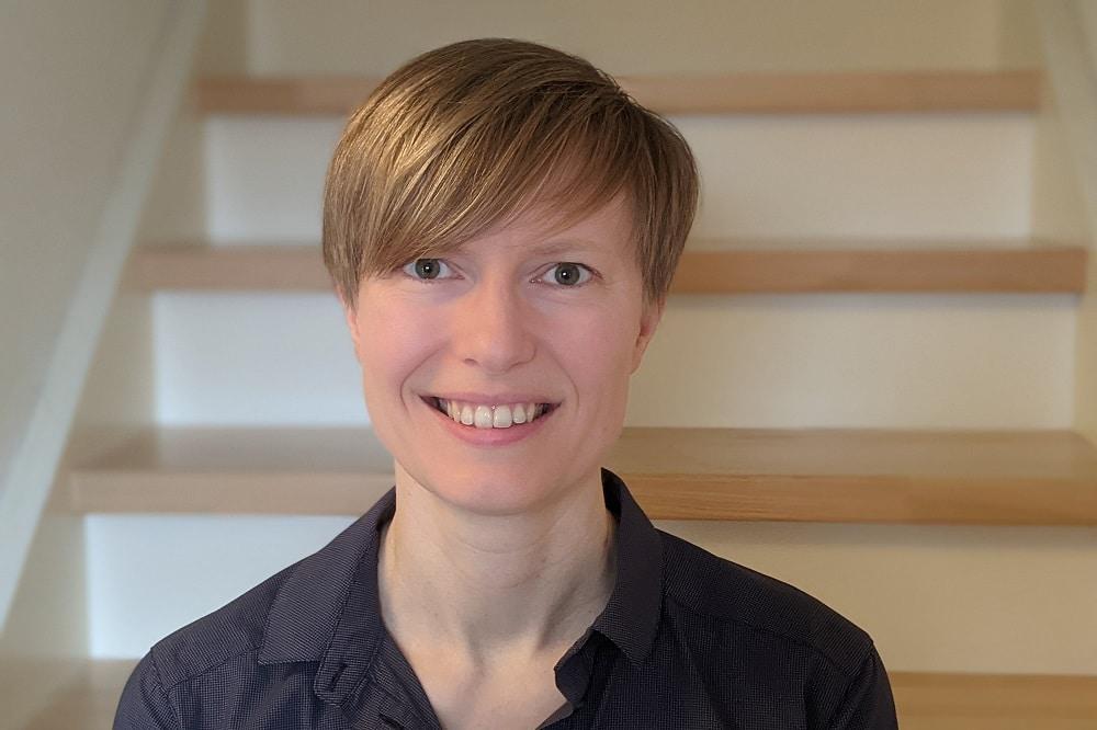 Mareen Klenke ist seit Februar 2021 Ansprechperson für LSBTTIQ* bei der Staatsanwaltschaft Leipzig. Foto: privat