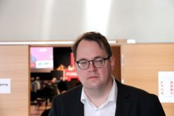 Sören Pellmann (MdB, Die Linke) will sein Mandat in Leipizg Süd verteidigen. Foto: LZ