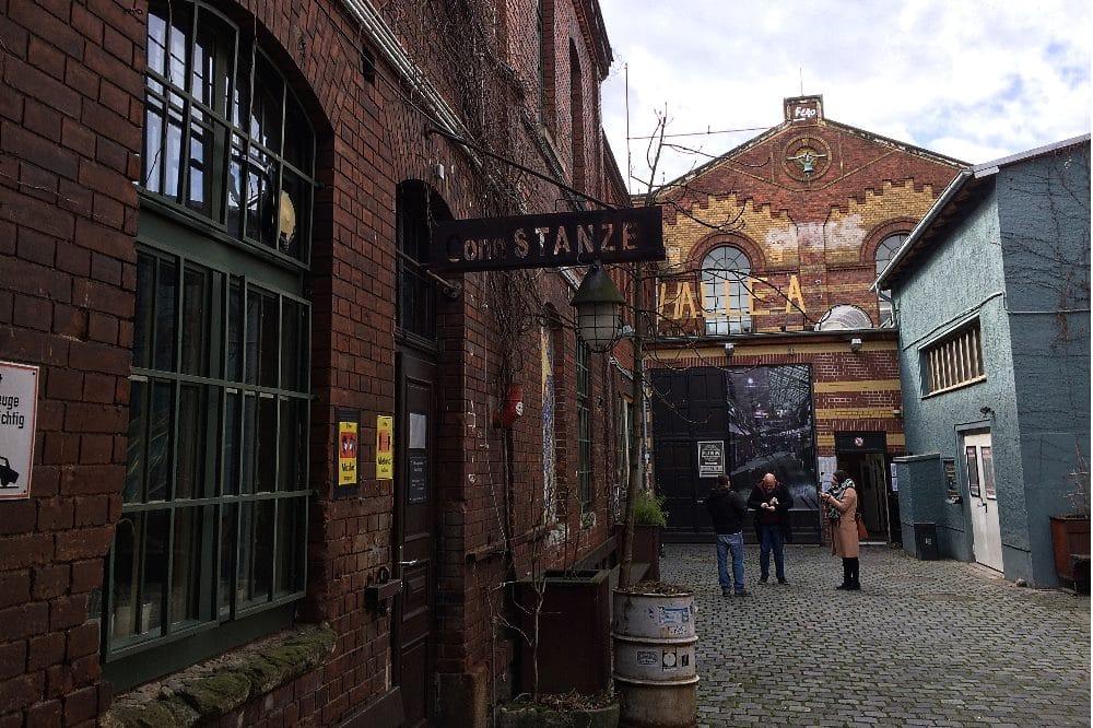 Das Ambiente der Kulturfabrik Werk 2. Foto: LZ