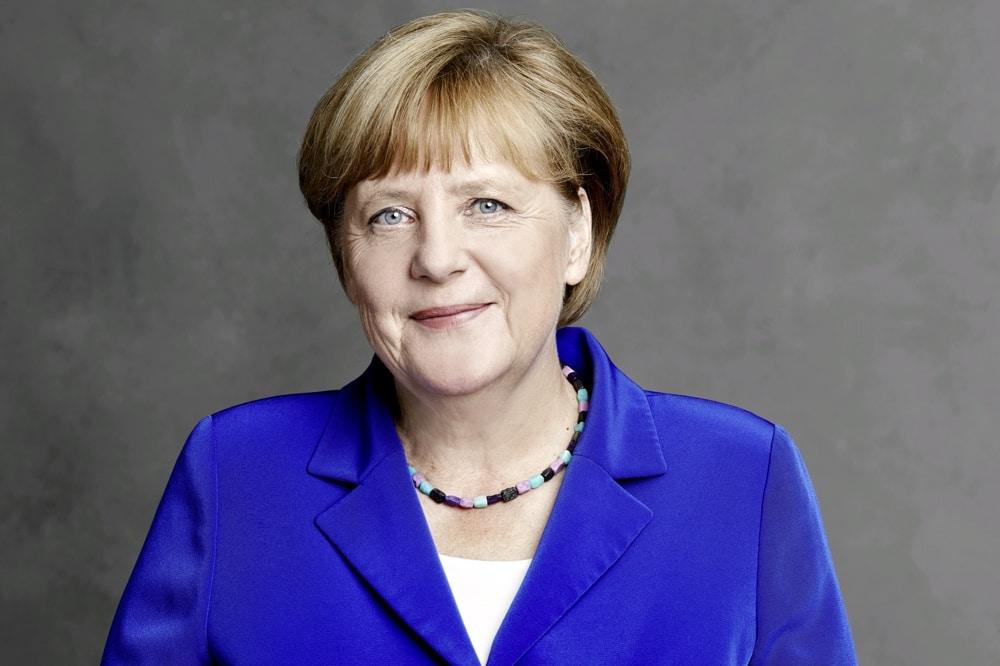 so Kanzlerin Merkel in der Pressekonferenz nach der MPK. Foto: CDU/ Laurence Chaperon