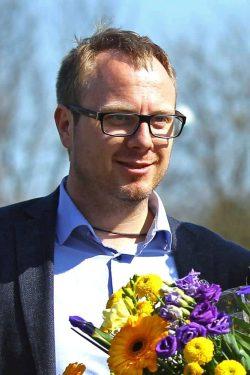 Lok-Geschäftsführer Martin Mieth. Foto: Jan Kaefer (Archiv)