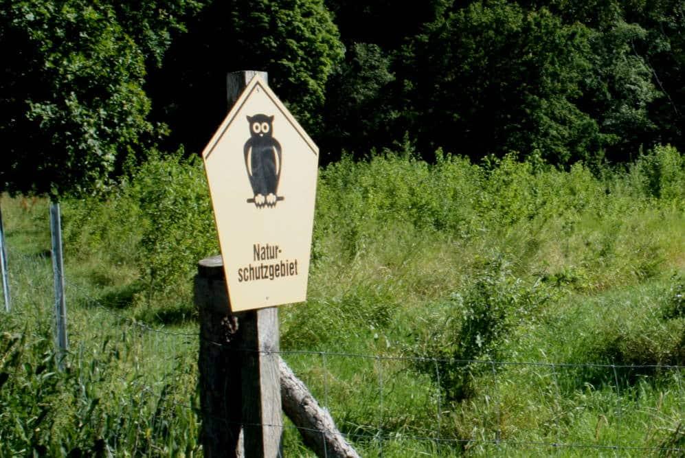Naturschutz als Nischenthema. Foto: Ralf Julke
