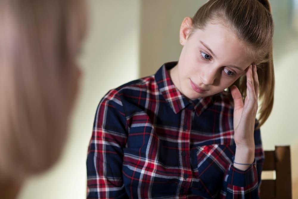 Folge des Lockdowns: Psychische Erkrankungen haben bei Kindern und Jugendlichen deutlich zugenommen. Foto: Colourbox
