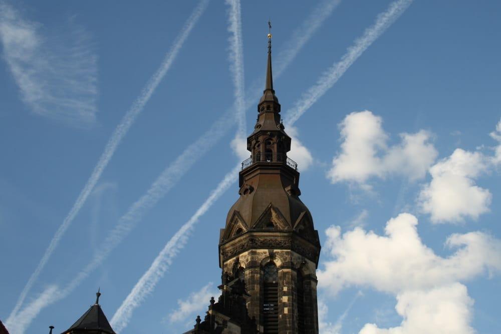 Reformierte Kirche am Tröndlinring. Foto: Ralf Julke