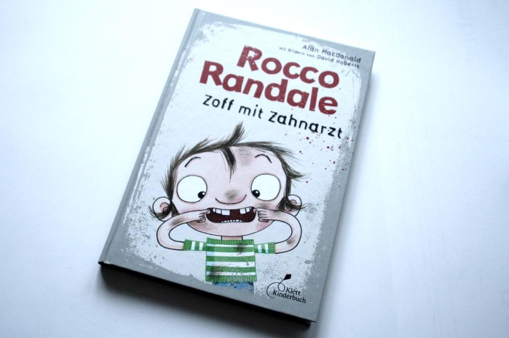 Alan MacDonald: Rocco Randale. Zoff mit Zahnarzt. Foto: Ralf Julke