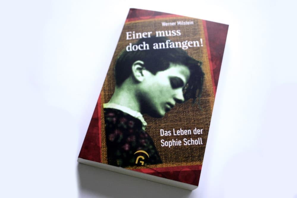 Werner Milstein: Einer muss doch anfangen! Foto: Ralf Julke