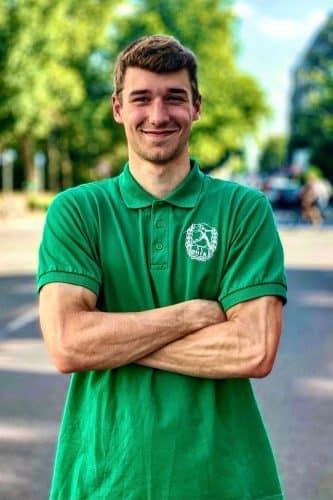 Moritz Kirschner ist aktuell der erfolgreichste Athlet in der Ski-Abteilung des SC DHfK. Foto: privat