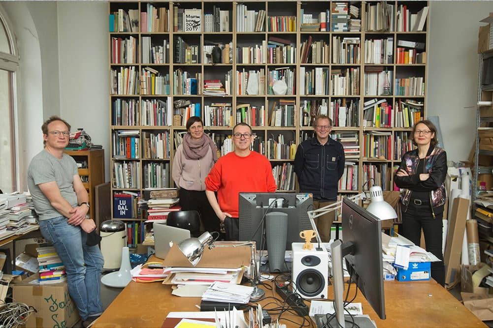 Spector Books. Foto: Stiftung Buchkunst / Gert Mothes