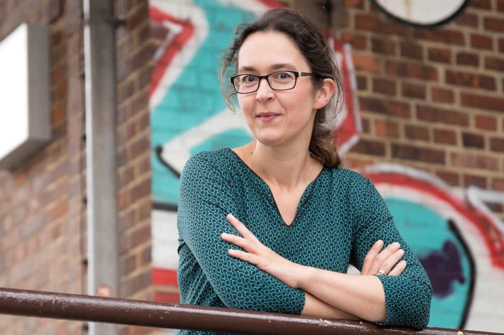 Dr. Claudia Maicher (B90/Die Grünen). Foto: Kristen Stock