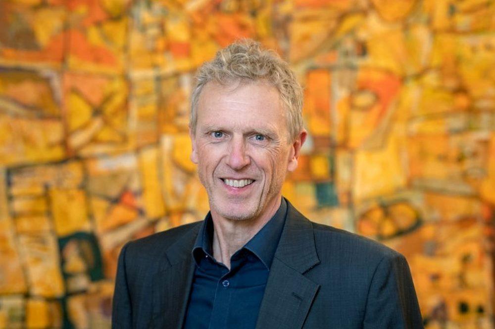 Professor Sebastian Lentz. Foto: Peter Himsel