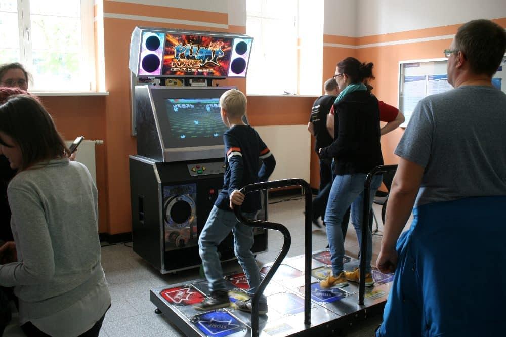 Die HTWK Leipzig feiert 15 Jahre Computerspielebegeisterung - im nächsten Jahr ist die LNC dann hoffentlich auch wieder in Präsenz möglich. (Bild von 2018). Quelle: HTWK Leipzig