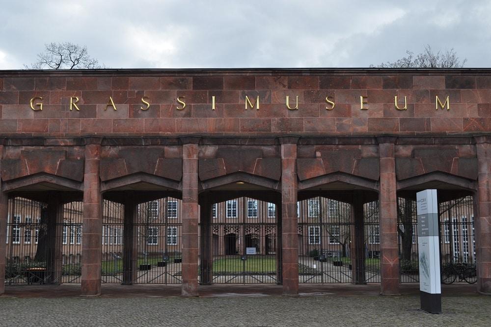 1869 wurde das Museum für Völkerkunde in Leipzig gegründet. Foto: Antonia Weber