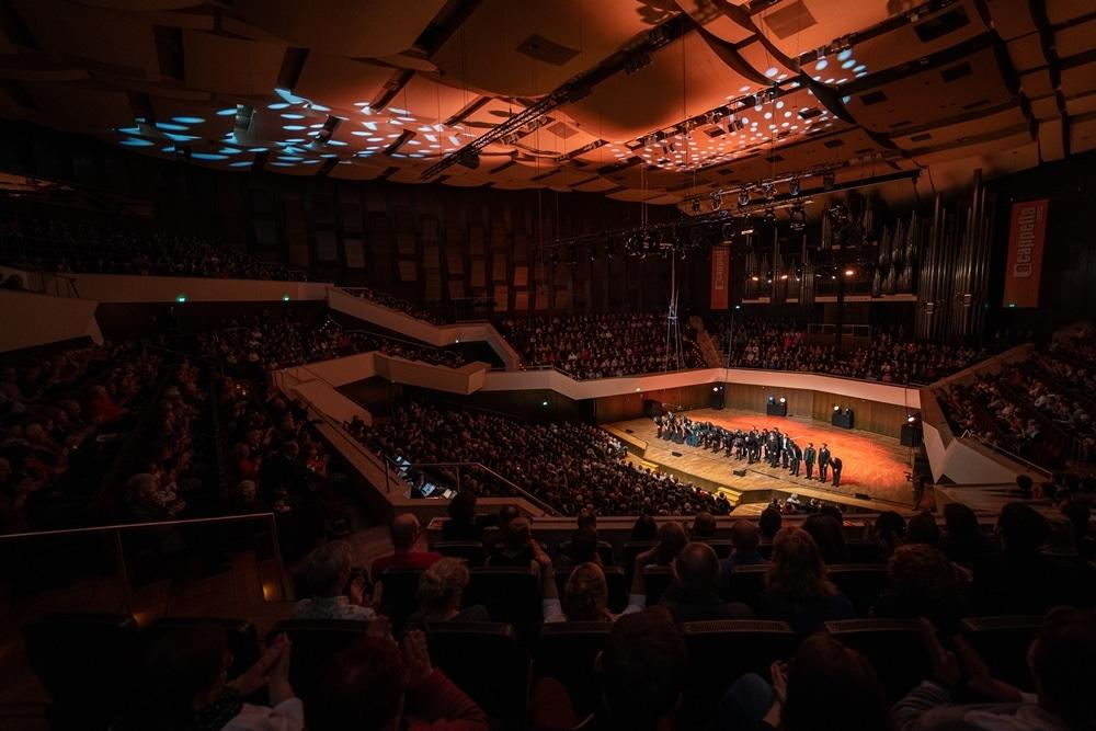 Abschlusskonzert Leipzig 2019, Foto: Sören Wurch/Dreieck-Marketing
