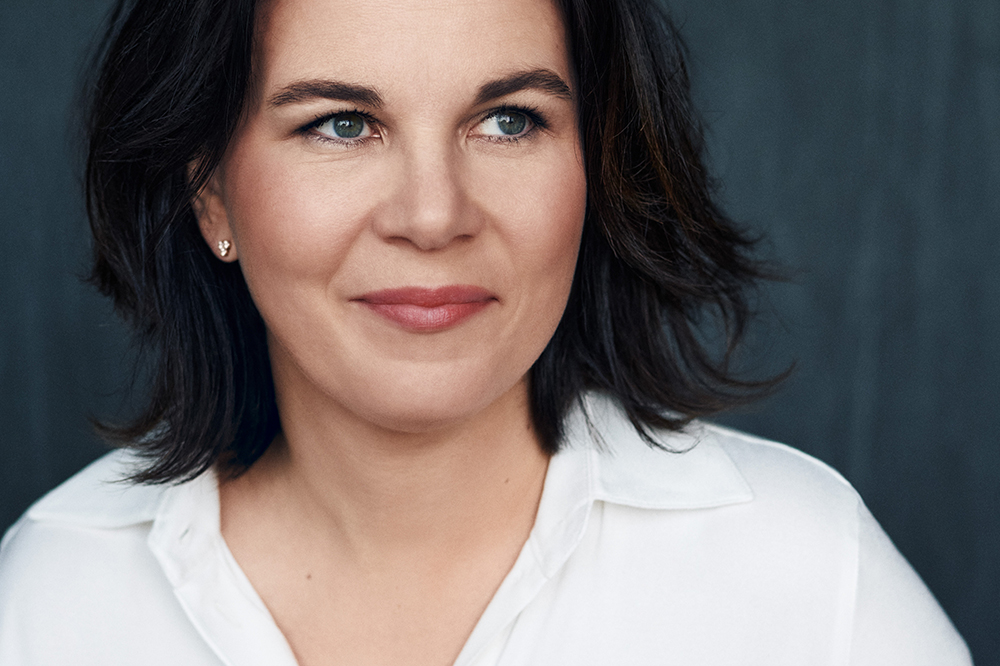 Annalena Baerbock tritt im September als Kanzlerkandidatin für Bündnis90/ Die Grünen an. Foto: gruene.de