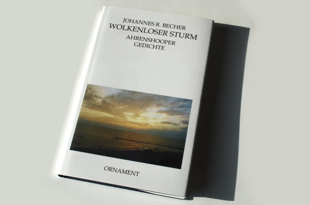 Johannes R. Becher: Wolkenloser Sturm. Foto: Ralf Julke