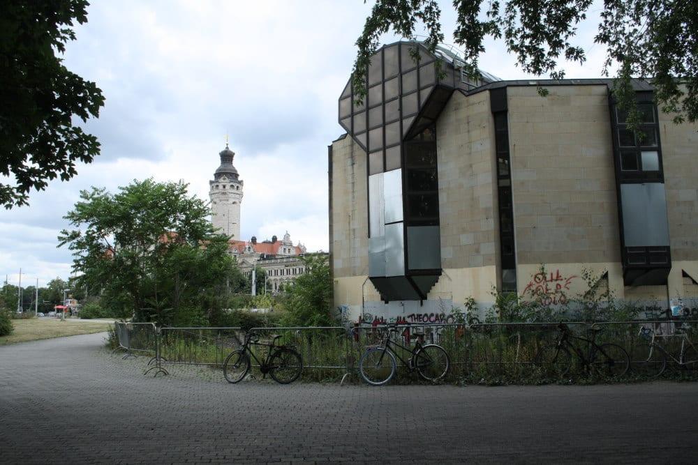 Bowlintreff am Wilhelm-Leuschner-Platz. Foto: Ralf Julke