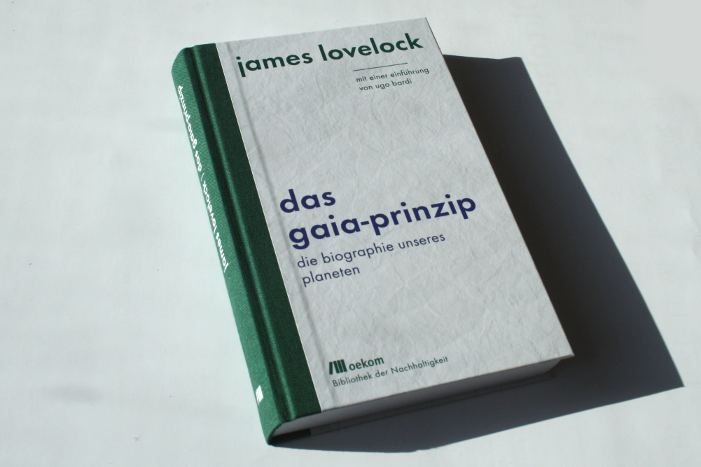 James Lovelock: Das Gaia-Prinzip. Foto: Ralf Julke