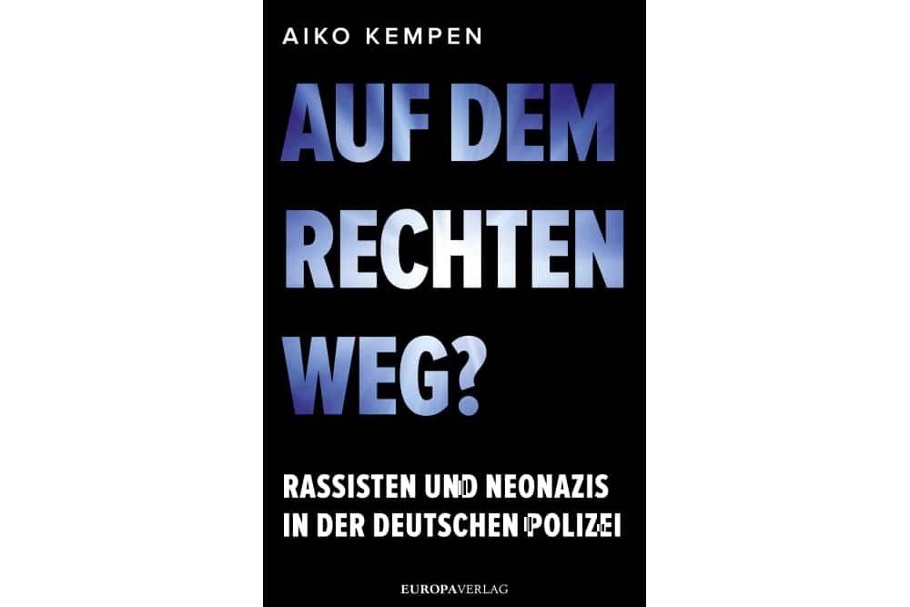 Aiko Kempen: Auf dem rechten Weg? Cover: Europa Verlag