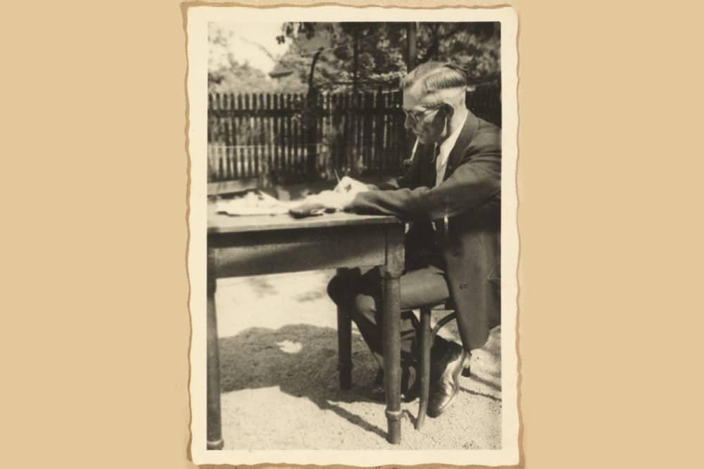Theodor Kranz. Foto: Erich-Zeigner-Haus e.V.