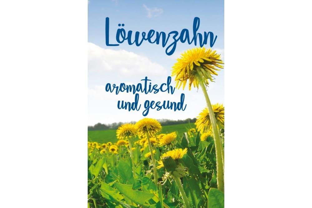 Grit Nitzsche: Löwenzahn. Cover: Buchverlag für die Frau