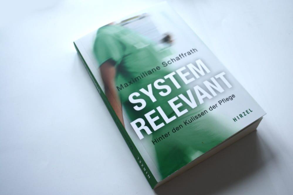 Maximiliane Schaffrath: Systemrelevant. Foto: Ralf Julke