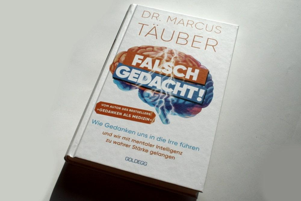 Dr. Marcus Täuber: Falsch gedacht! Foto: Ralf Julke