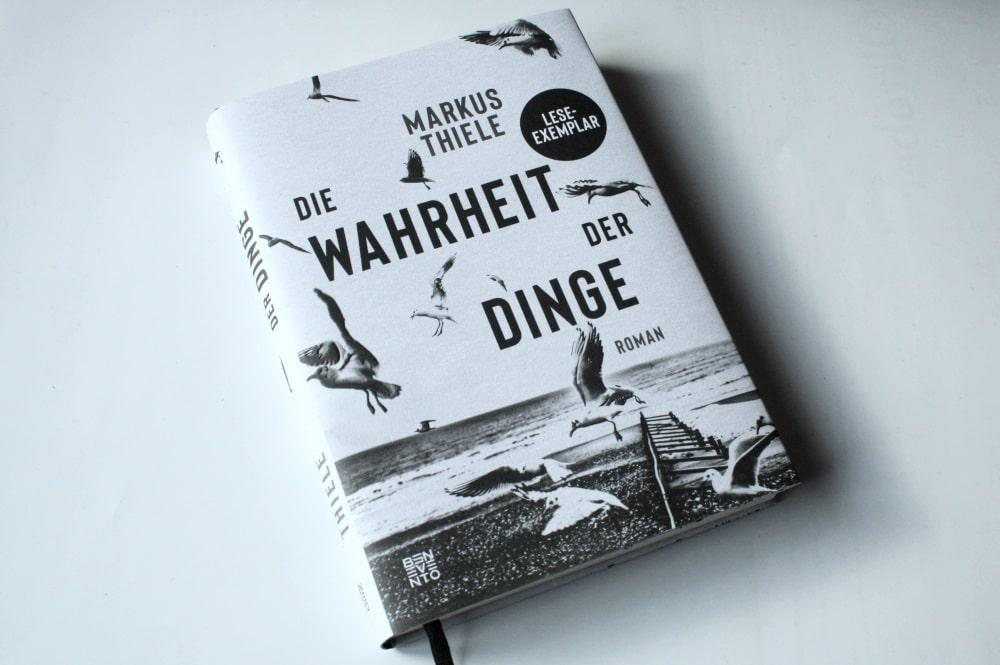 Markus Thiele: Die Wahrheit der Dinge. Foto: Ralf Julke