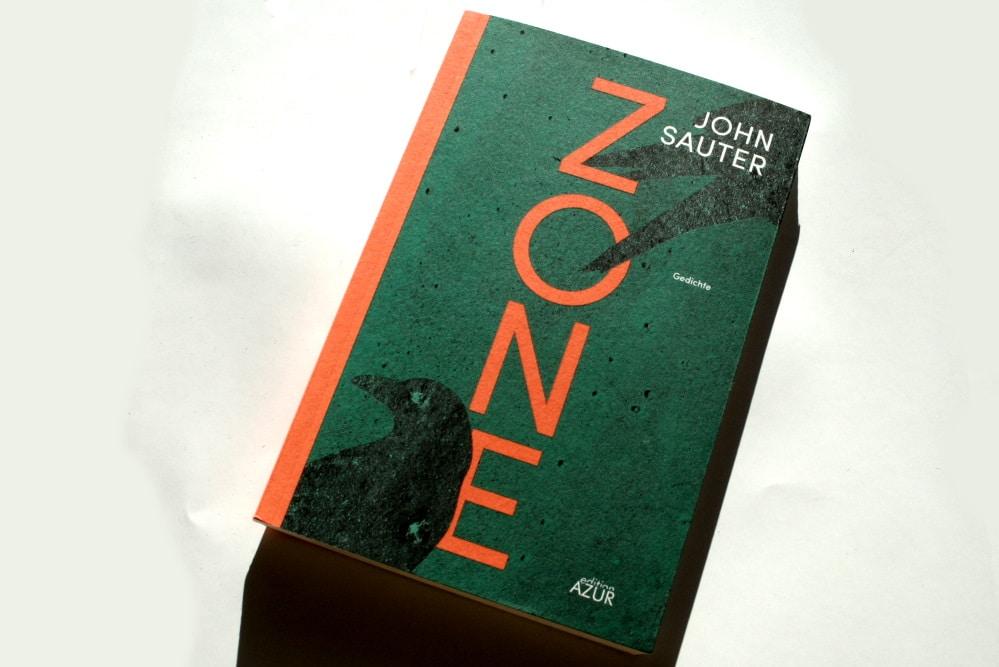 John Sauter: Zone. Foto: Ralf Julke