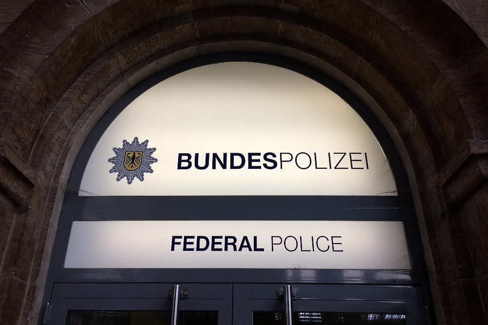Bundespolizei Leipzig. Foto: LZ