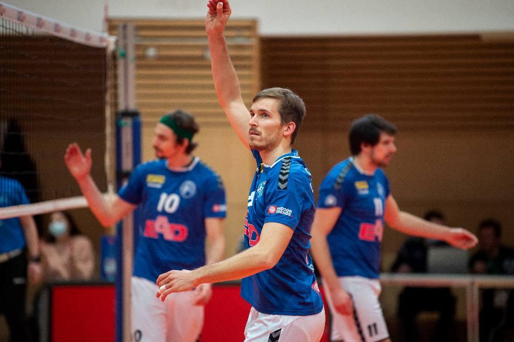 Chris Warsawski. Foto: L.E. Volleys e.V.
