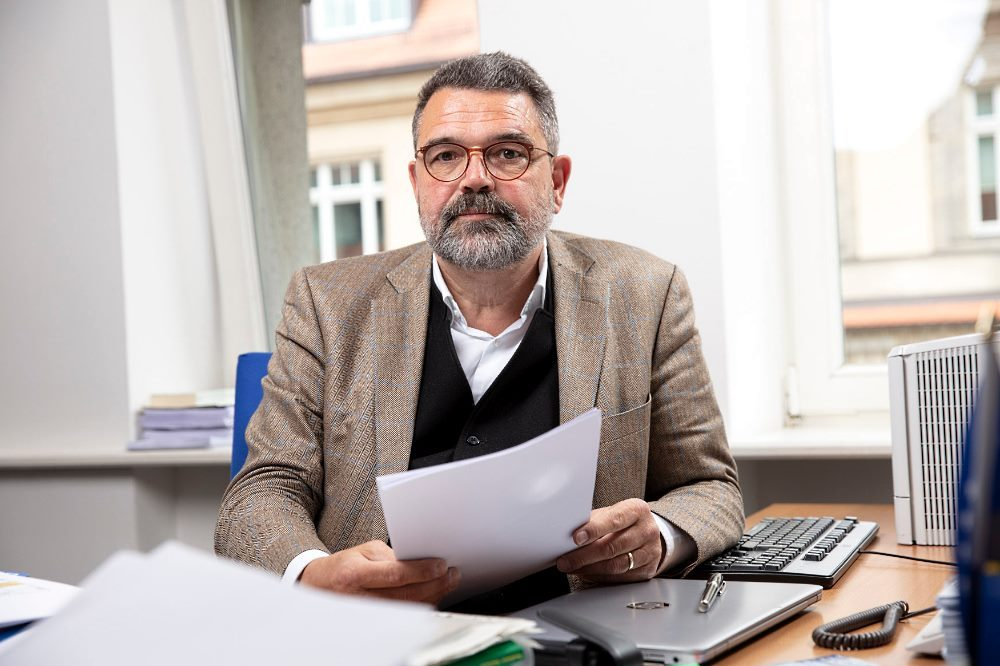 Prof. Dr. Stefan Troebst. Quelle: GWZO/B. Bölkow